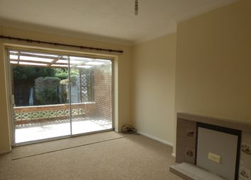 Thumbnail 2 bed bungalow to rent in Bradstow Way, Broadstairs