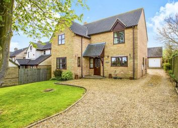 Thumbnail 4 bedroom detached house for sale in Heath Road, Warboys, Huntingdon, Cambs