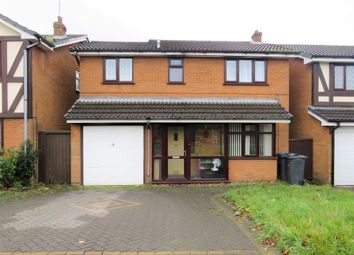 Thumbnail 4 bed detached house for sale in Statham Drive, Edgbaston, Birmingham