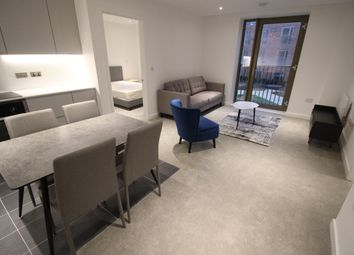 Thumbnail 2 bed flat to rent in The Crescent, Block C, Salford
