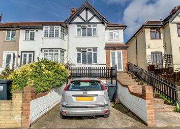 Thumbnail 4 bed end terrace house for sale in Rosewood Avenue, Greenford