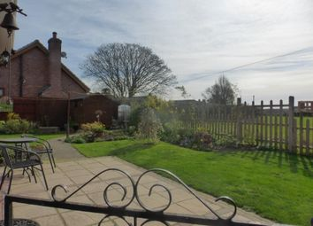 Thumbnail 2 bedroom detached bungalow for sale in Fen Street, Old Buckenham, Attleborough