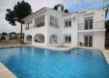 Thumbnail 6 bed villa for sale in Moraira, Costa Blanca, Spain