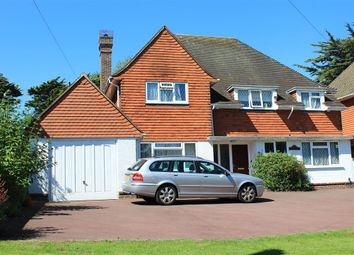 Thumbnail 5 bed detached house for sale in Huggetts Lane, Willingdon, Eastbourne
