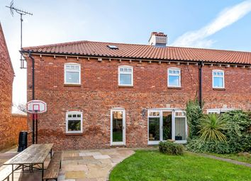Thumbnail 4 bed terraced house for sale in The Paddocks, Wheldrake, York