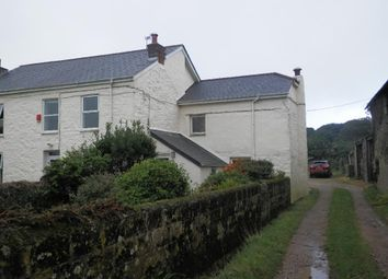 Thumbnail 2 bed semi-detached house to rent in Canonstown, Hayle