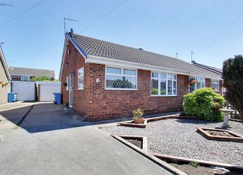 Thumbnail 2 bed semi-detached bungalow for sale in Willowdale, Sutton-On-Hull, Hull