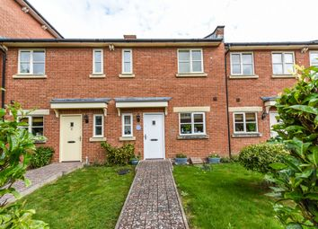 Thumbnail 3 bed terraced house for sale in Pipistrelle Walk, Knowle, Fareham