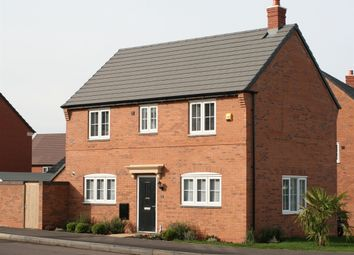 "Thumbnail 3 bed detached house for sale in ""The Elgin Elite"" at Loughborough Road, Rothley, Leicester"