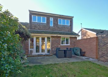 Thumbnail 3 bed semi-detached house for sale in Blackhall Road, Cambridge