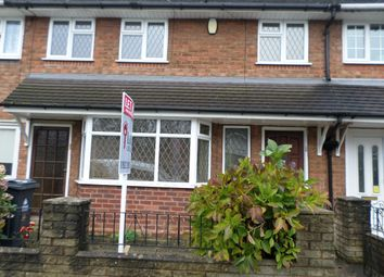 Thumbnail 3 bed terraced house to rent in Shrewsbury Close, Mossley, Bloxwich