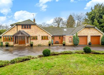 Thumbnail 3 bed detached house for sale in Hocombe Road, Chandler's Ford, Hampshire
