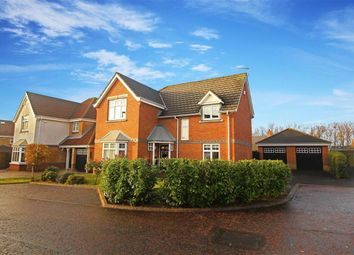 Thumbnail 4 bed detached house for sale in Bede Close, Holystone, Tyne And Wear
