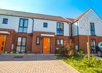 Thumbnail 3 bed end terrace house for sale in Fairlane Drive, South Ockendon