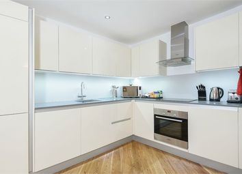 Thumbnail 3 bed flat to rent in Marzell House, 120 North End Road, London