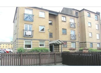 Thumbnail 2 bed flat to rent in Glasgow Road, Clydebank