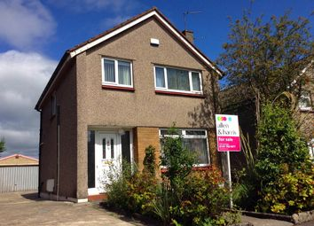 Thumbnail 3 bed detached house for sale in Mailing Avenue, Bishopbriggs, Glasgow