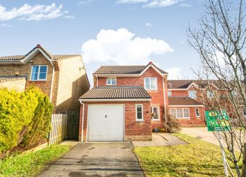 Thumbnail 3 bed detached house for sale in Ty'n Y Parc, Abertridwr, Caerphilly