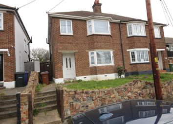 Thumbnail 3 bed semi-detached house for sale in Fairview Avenue, Stanford-Le-Hope