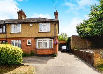Thumbnail 3 bed semi-detached house for sale in Bournehall Road, Bushey