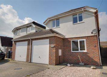 Thumbnail 3 bed link-detached house for sale in Kings Road, Lancing, West Sussex