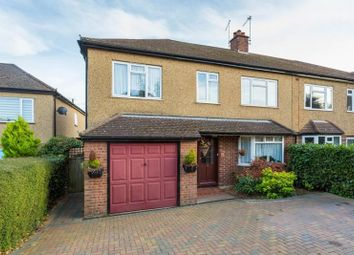 Thumbnail 5 bed semi-detached house for sale in Bell Lane, Little Chalfont, Amersham