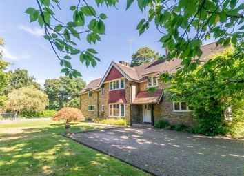 Thumbnail 4 bedroom detached house for sale in Carbone Hill, Northaw, Cuffley