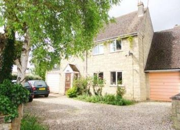 Thumbnail 4 bed detached house to rent in Littleworth, Faringdon