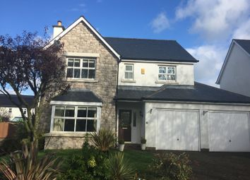 Thumbnail 4 bed detached house for sale in Blencathra Gardens, Kendal