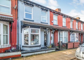 3 bed terraced house for sale in Leinster Road, Stoneycroft, Liverpool L13