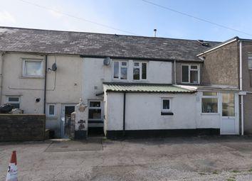 Thumbnail 3 bedroom terraced house for sale in Charles Row, Maesteg