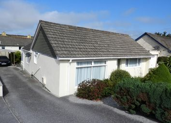 Thumbnail 2 bed detached bungalow for sale in Penview Crescent, Helston