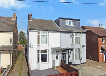 Thumbnail 4 bed semi-detached house for sale in Osborne Road, Willesborough, Ashford