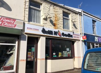 Thumbnail Restaurant/cafe to let in Station Road, Llanelli