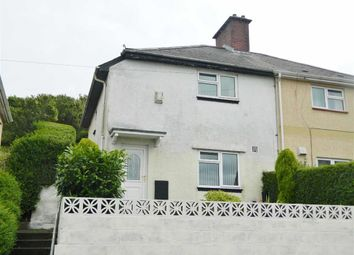 Thumbnail 3 bedroom semi-detached house for sale in Pedrog Terrace, Mayhill, Swansea