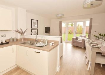 "Thumbnail 4 bed semi-detached house for sale in ""Rochester"" at Harbury Lane, Heathcote, Warwick"