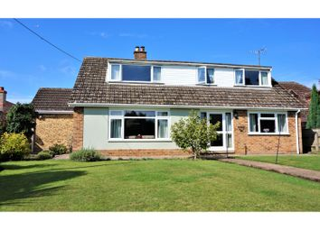 Thumbnail 3 bed property for sale in Colletts Bridge Lane, Elm, Wisbech