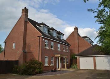 Thumbnail 6 bed detached house for sale in Harvest Fields Brewers End, Takeley, Bishop's Stortford