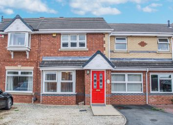 Thumbnail 3 bedroom town house for sale in Slade Lands Drive, Chellaston, Derby