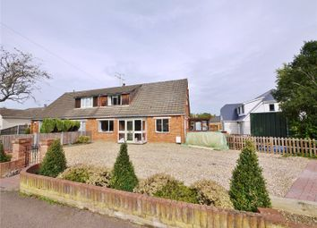Thumbnail 4 bed semi-detached house for sale in Pear Trees, Ingrave, Brentwood, Essex