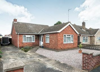 Thumbnail 3 bed detached bungalow for sale in Allan Avenue, Stanground, Peterborough