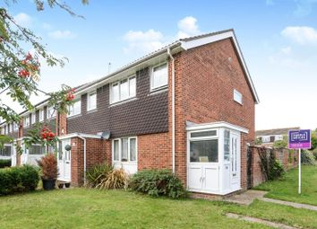 3 bed end terrace house for sale in Claremont Road, Swanley BR8