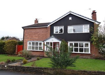 Thumbnail 5 bed detached house for sale in Conway Drive, Fulwood, Preston