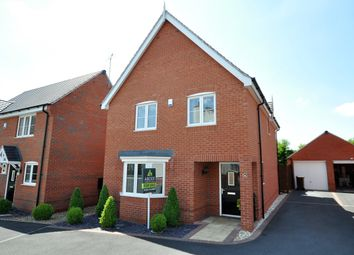 Thumbnail 4 bed detached house for sale in Ridge End Drive, Off Forest Edge Way, Burton-On-Trent