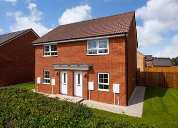 "Thumbnail 2 bed semi-detached house for sale in ""Kenley"" at Station Road, Carlton, Goole"