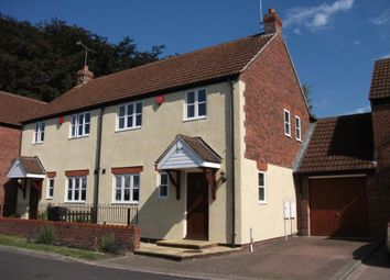 Thumbnail 3 bed semi-detached house to rent in The Beeches, Langport, Somerset