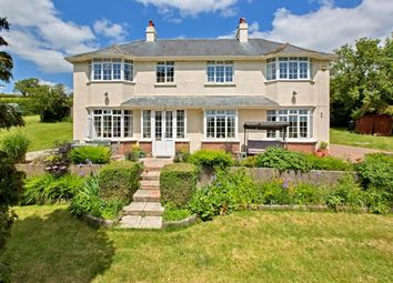 Thumbnail 6 bedroom detached house for sale in Ogwell, Ashburton