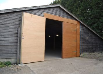 Thumbnail Commercial property to let in Queen Street, Fyfield, Ongar