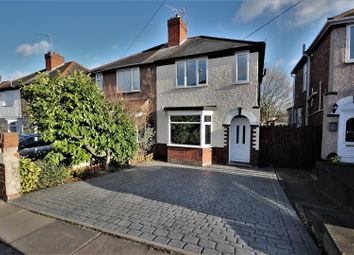Thumbnail 2 bed semi-detached house for sale in Burnham Road, Coventry