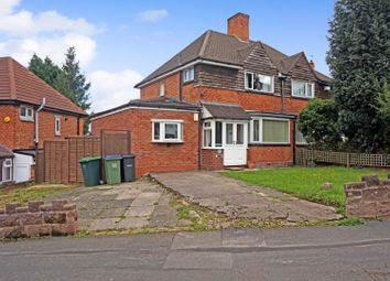 4 bed semi-detached house for sale in Barston Road, Oldbury B68